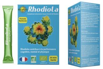 Rhodiola Bio Monodose Sick Liquide Astraphytos